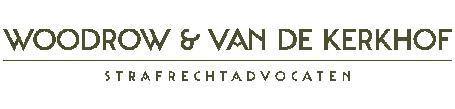 Woodrow & Van de Kerkhof Strafrechtadvocaten